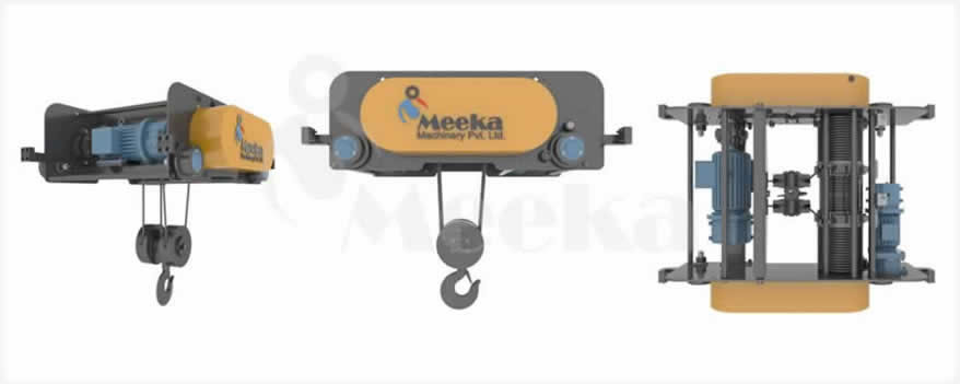 Hoists Supplier in Ahmedabad